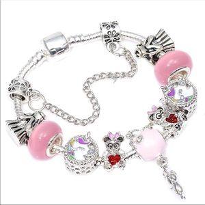 Jewelry - Brand New Pink Unicorn 🦄 Custom Bracelet
